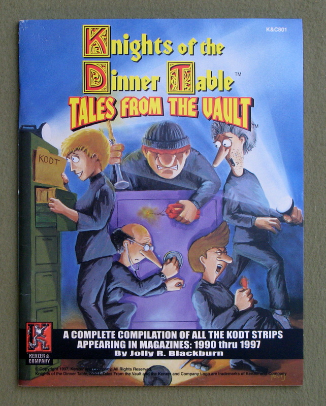 Image for Knights of the Dinner Table: Tales from the Vault