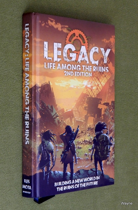 Image for Legacy: Life Among The Ruins (2nd Edition)