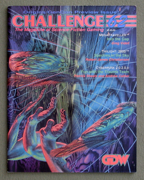 Image for Challenge Magazine, Issue 62