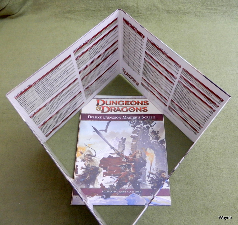 Image for Deluxe Dungeon Master's Screen (Dungeons & Dragons, 4th Edition)