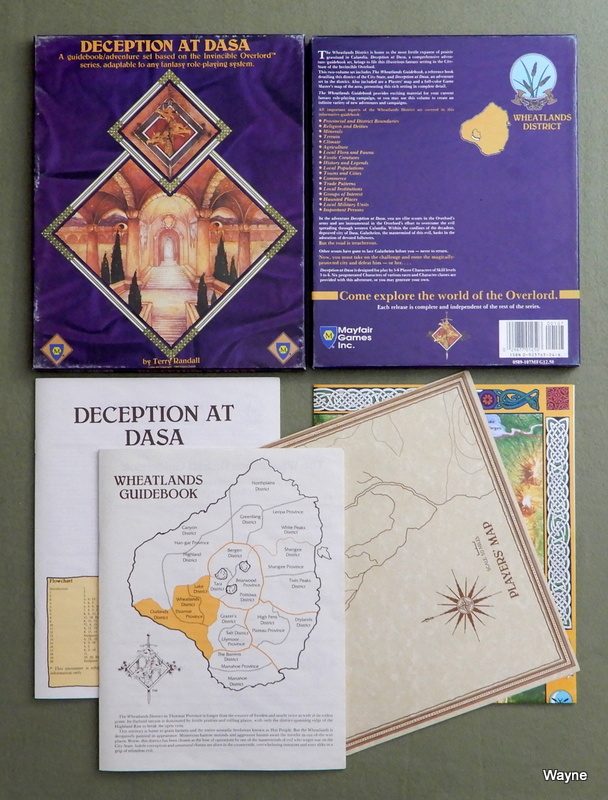 Image for Deception at Dasa (City State of the Invincible Overlord)