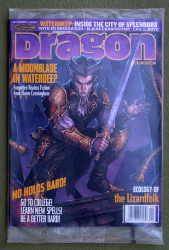 Image for Dragon Magazine, Issue 335