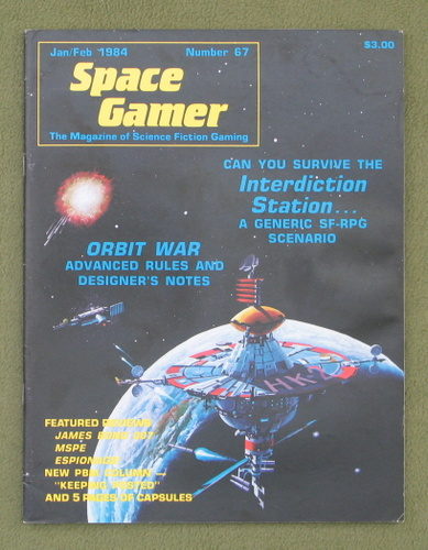 Image for Space Gamer Magazine, Issue 67