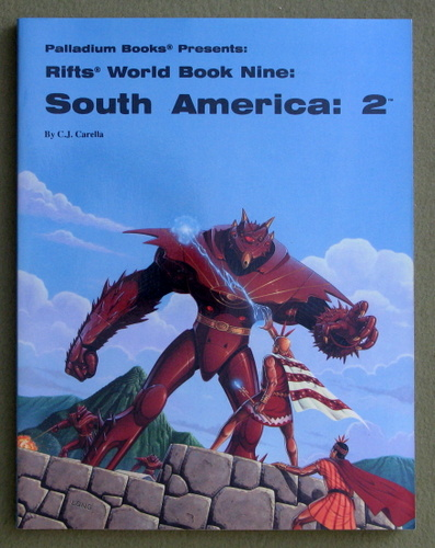 Image for Rifts World Book 9: South America 2