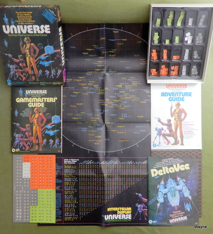 Image for Universe: The Role-Playing Game of the Future