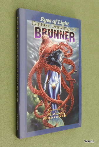 Image for Eyes of Light: Fantasy Drawings of Brunner (Deluxe Signed / Numbered Edition)