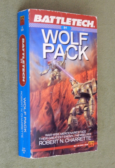 Image for Wolf Pack (Battletech)