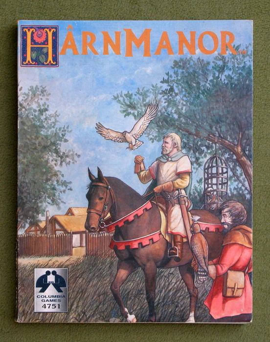 Image for HarnManor (Harn Fantasy Roleplaying System)