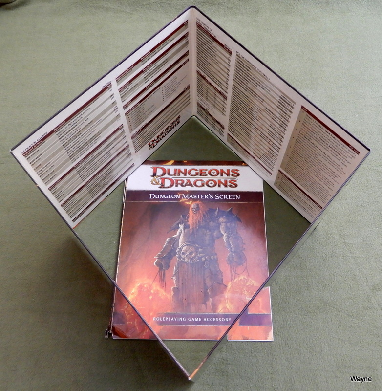 Image for Dungeon Master's Screen (Dungeons & Dragons 4th Edition)