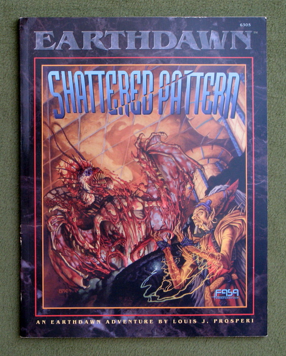 Image for Shattered Pattern (Earthdawn)
