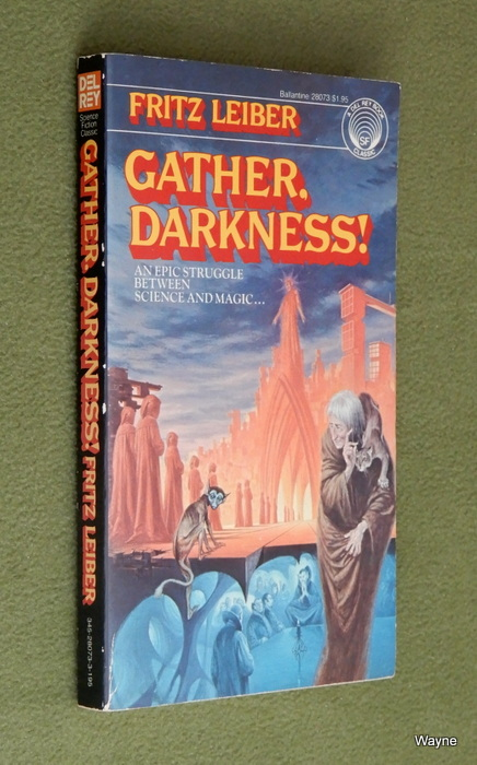 Image for Gather, Darkness!