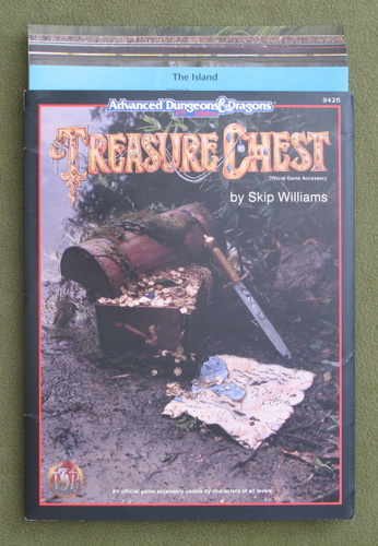 Image for Treasure Chest (Advanced Dungeons & Dragons, 2nd Edition)