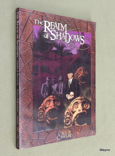 Image for The Realm of Shadows (Call of Cthulhu)
