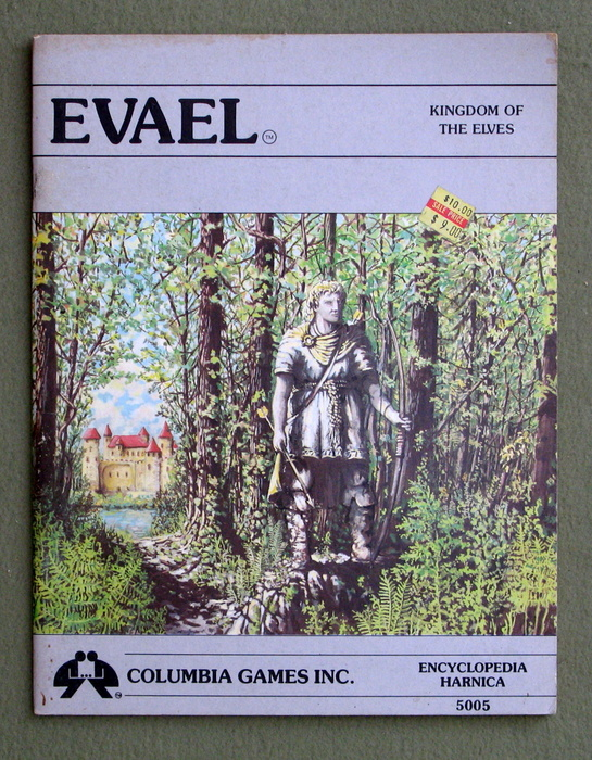 Image for Kingdom of Evael