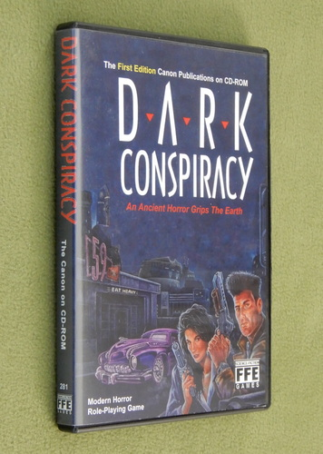 Image for Dark Conspiracy (The First Edition Canon on CD-ROM)