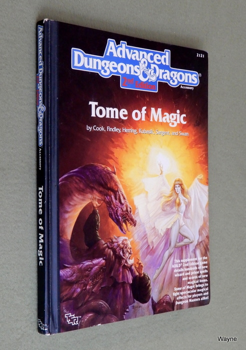Image for Tome of Magic (Advanced Dungeons & Dragons, 2nd Edition)