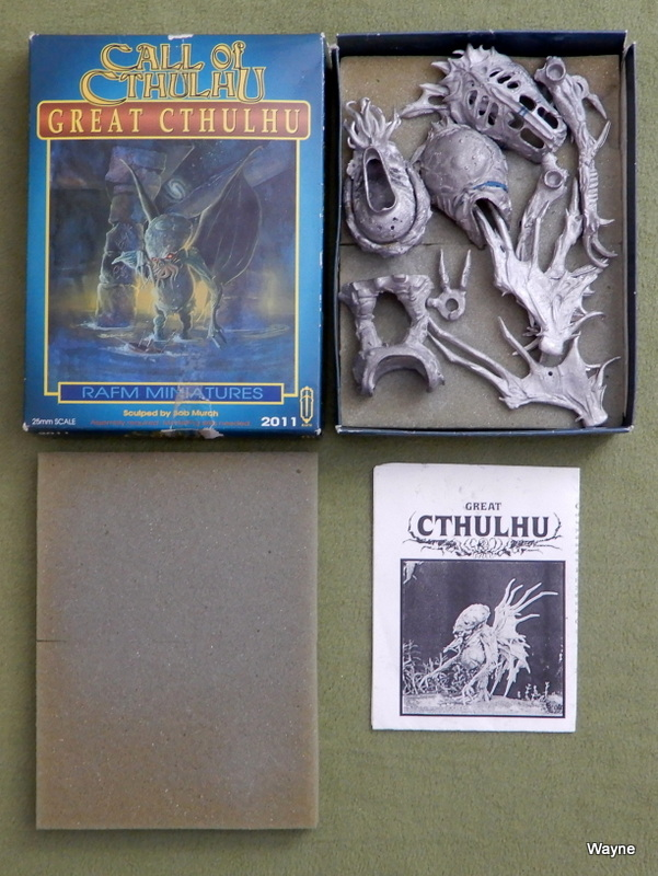 Image for Great Cthulhu Miniature (Call of Cthulhu)