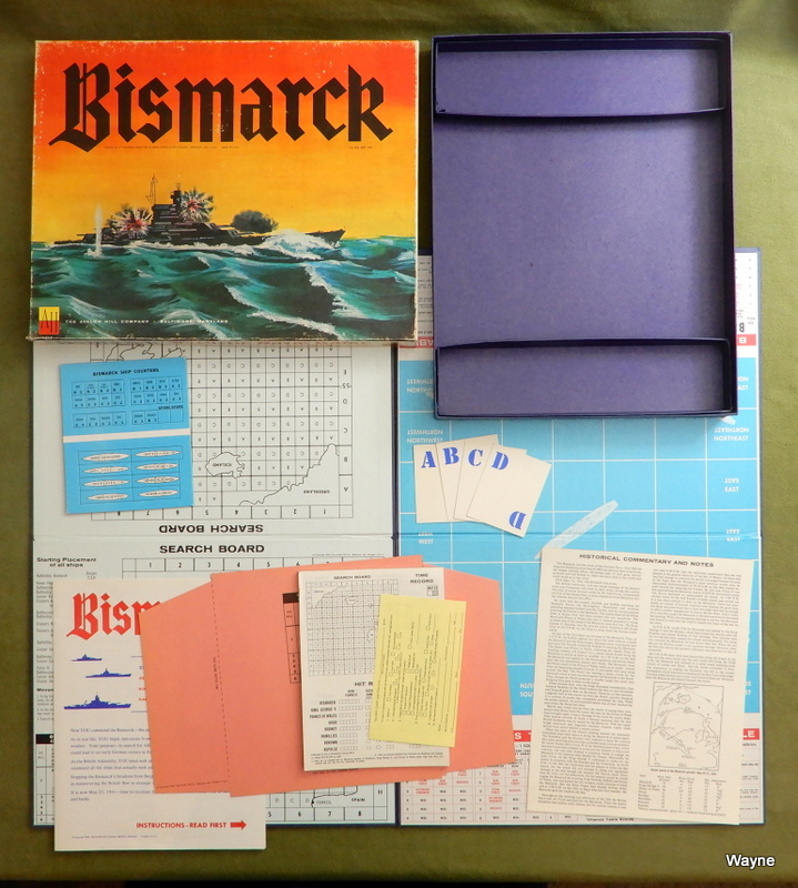 Image for Bismarck: Naval Board Game
