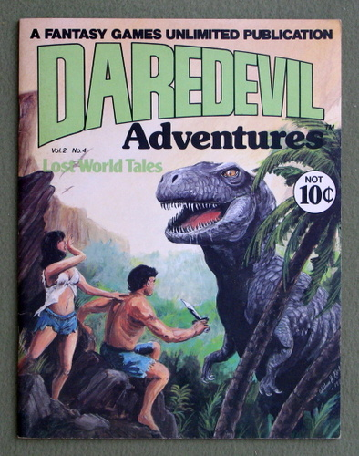 Image for Daredevils Adventures 4: Lost Worlds Tales