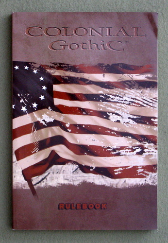 Image for Colonial Gothic: Rulebook