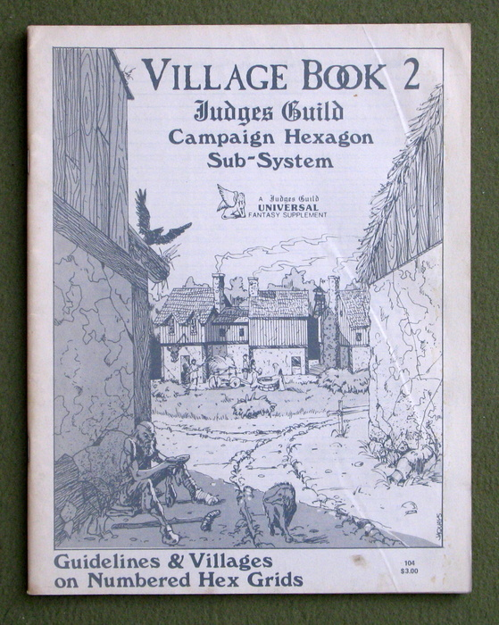 Image for Village Book 2: Campaign Hexagon Sub-system