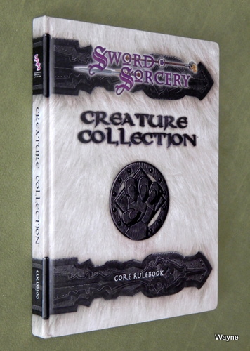 Image for Creature Collection: Core Rulebook (Dungeons & Dragons 3rd Edition: D20 System)
