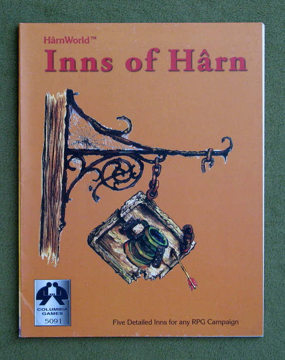 Image for Inns of Harn (Harn / HarnWorld)