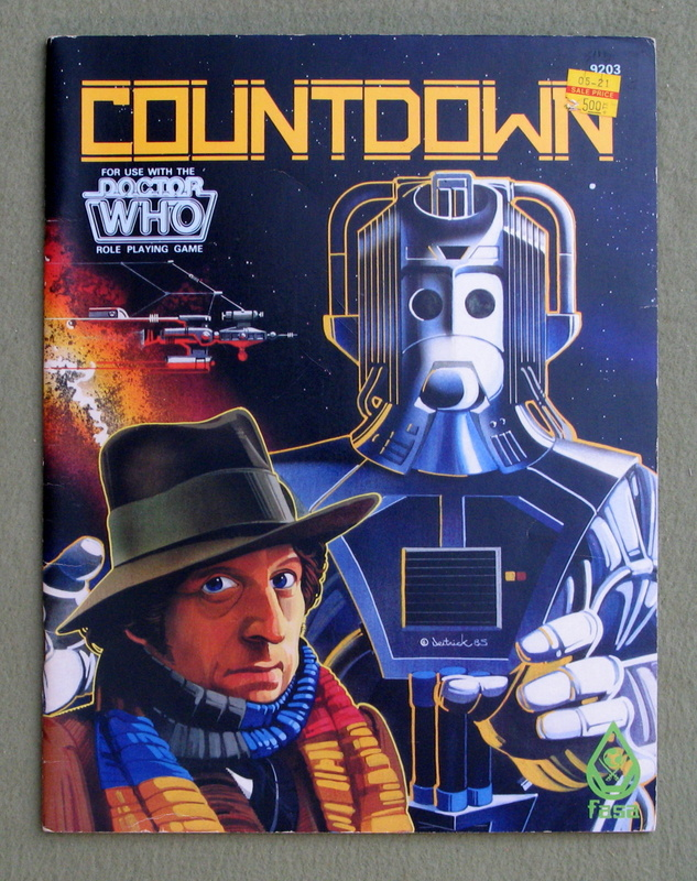 Image for Countdown (Doctor Who RPG)