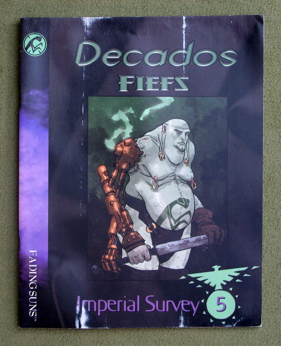 Image for Decados Fiefs (Fading Suns, Imperial Survey 5)