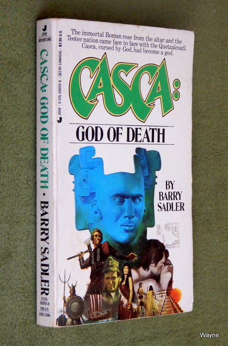 Image for Casca: God of Death (#2)