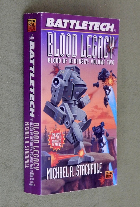 Image for Blood Legacy: Blood of Kerensky, Vol. 2 (Battletech)