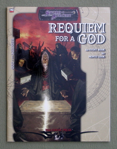 Image for Requiem for a God (Dungeons & Dragons: D20 System)