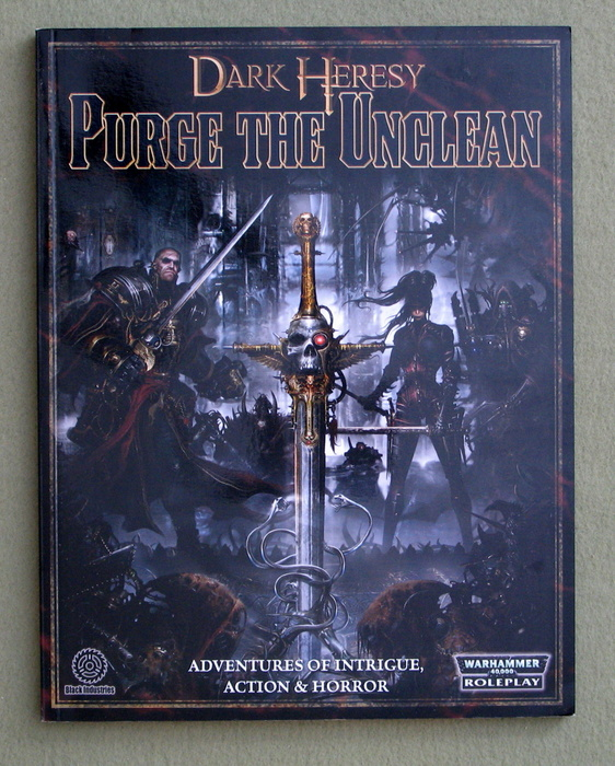 Image for Purge the Unclean (Dark Heresy RPG)