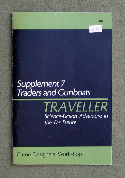 Image for Traveller Supplement 7: Traders and Gunboats - 1ST PRINT