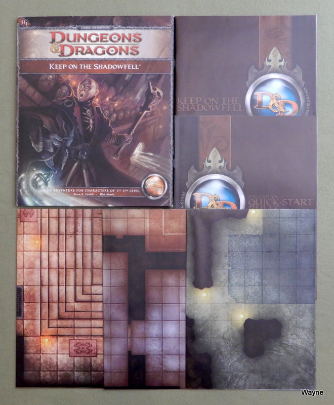 Image for Keep on the Shadowfell (Dungeons & Dragons Adventure H1)