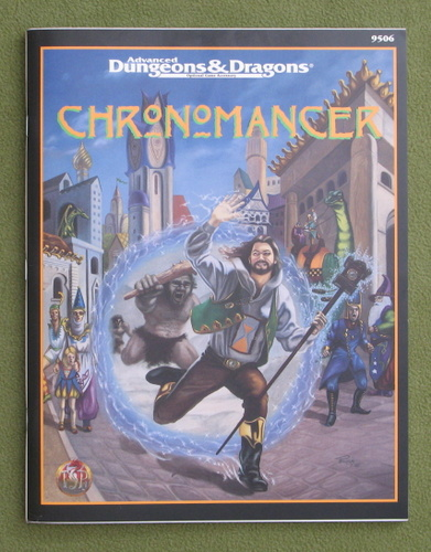 Image for Chronomancer (Advanced Dungeons & Dragons)