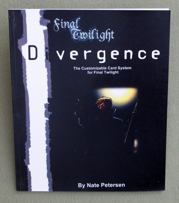 Image for Divergence: The Customizable Card System for Final Twilight