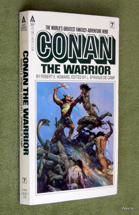 Image for Conan the Warrior (Conan #7)