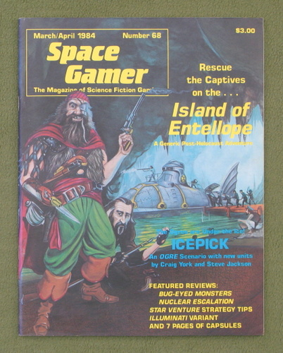 Image for Space Gamer Magazine, Issue 68