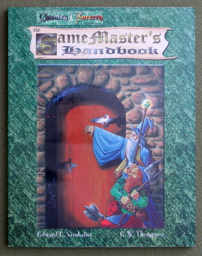 Image for Game Master's Handbook (Chivalry & Sorcery, 3rd Edition)