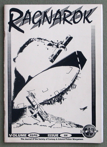 Image for Ragnarok: The Journal of Fantasy and Science Fiction Wargaming, Issue 6