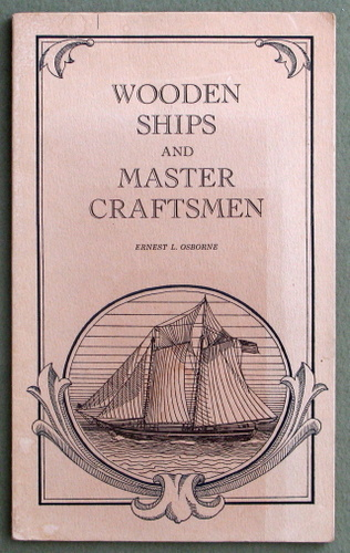 Image for Wooden Ships and Master Craftsmen