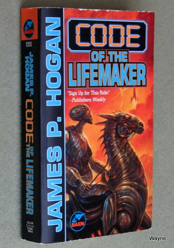 Image for Code of the Lifemaker