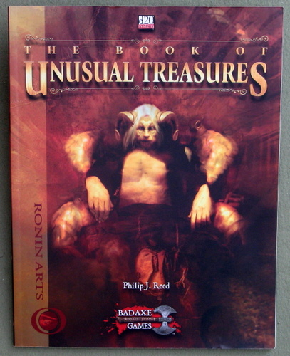Image for The Book of Unusual Treasures (D20 System)