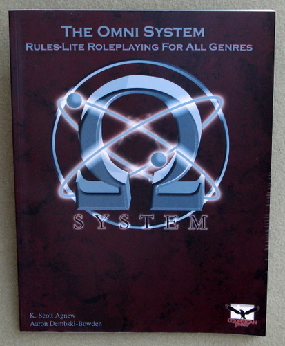 Image for Omni System: Rules-Lite Roleplaying for all Genres