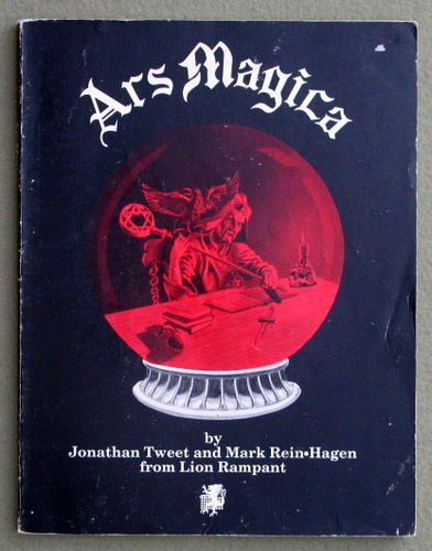Image for Ars Magica (1st Edition) - PLAY COPY