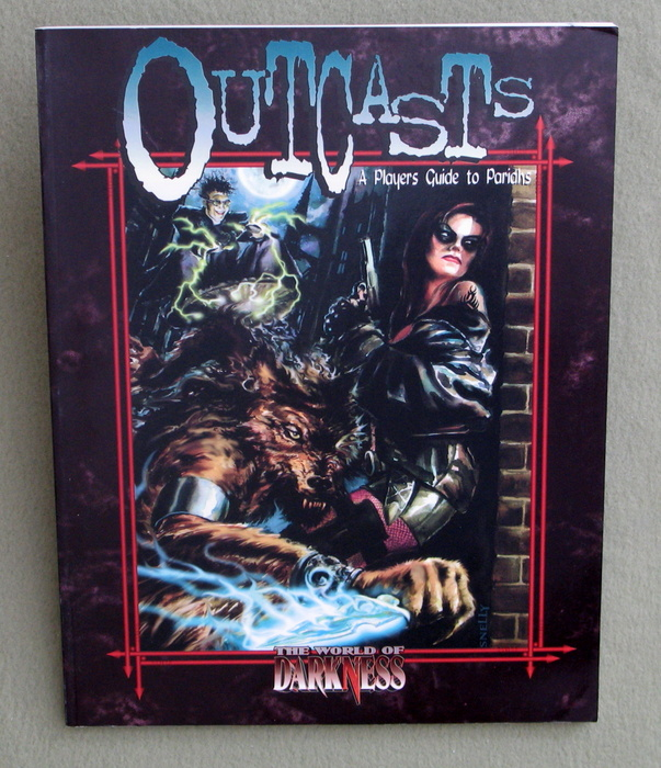 Image for Outcasts: A Players Guide to Pariahs (World of Darkness)