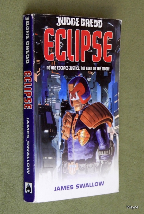 Image for Eclipse (Judge Dredd)
