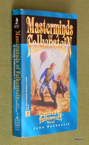 Image for Masterminds of Falkenstein: A Castle Falkenstein Novel