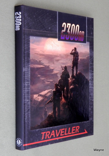 Image for Traveller: 2300AD Core Rulebook